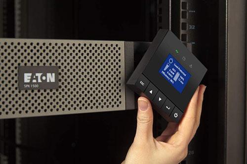 Eaton 5PX UPS Rotate Display