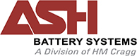 Ash Battery Systems Logo