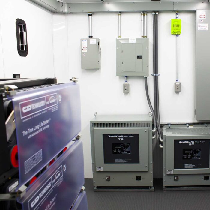 Ash Battery Systems Mobile Power System Image